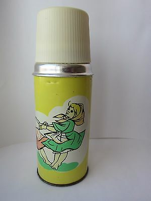 VTG old collectible Russian USSR toy Lunchbox & Thermos animated film 1970s