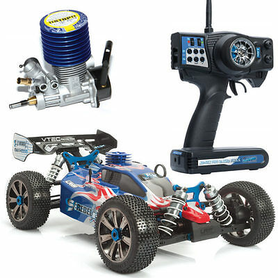 LRP S8 Rebel BX 2,4 GHz RTR LIMITED EDITION 1-8 Buggy # 131322