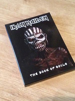 Iron Maiden Book of Souls book edition