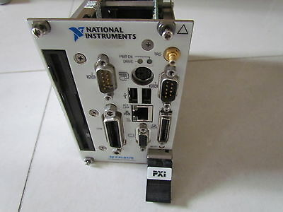 NI National Instruments PXI-8176 Embedded Controller