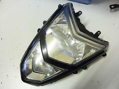 Tgb R125 R125X 2012 Headlight Unit & Surround