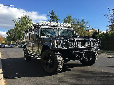 2006 Hummer H1 ALPHA 2006 Hummer H1 THE REAL ALPHA FASTEST H1 In the world 2006 Production ALL CUSTOM