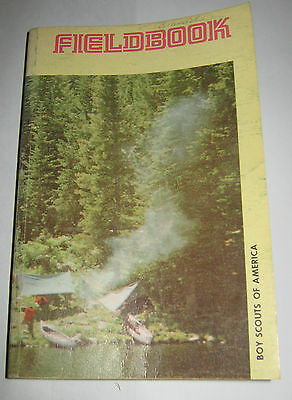 Boy Scouts of America - Fieldbook 2nd Edition 1977 BSA