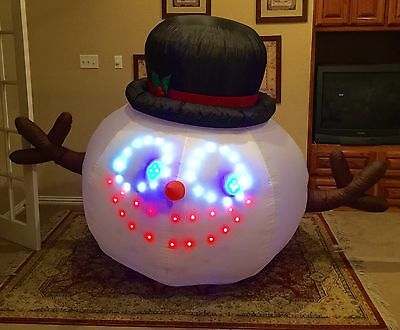 Prototype Christmas Snowman Inflatable Airblown
