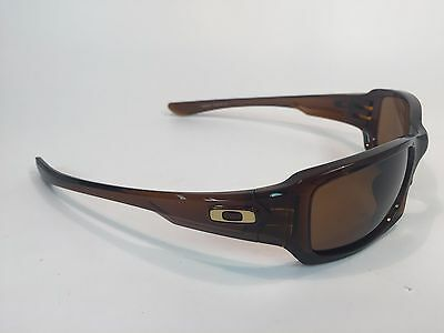 Oakley Sunglasses Five Squared OO9238-07 Polished Rootbeer/Bronze Lens