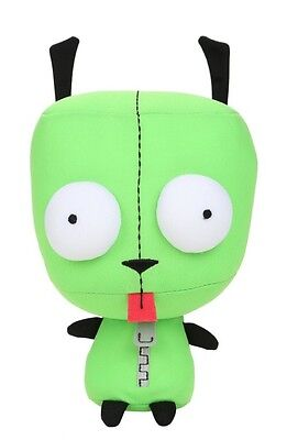 "Invader Zim Gir Alien 8"" Plush Toy Stuffed Doll Hot Topic By Gund Exclusive NWT"