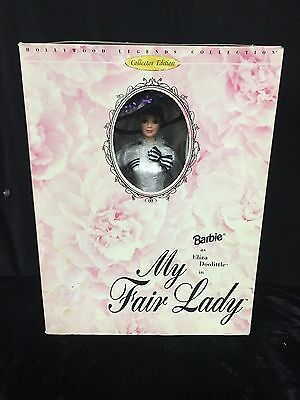 Collector Edition Barbie as Eliza Doolittle in My Fair Lady Ascot Ensemble