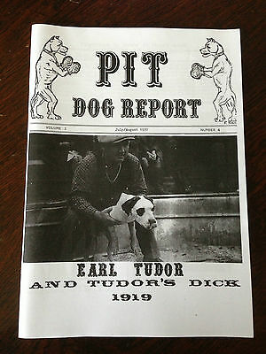 Pit Dogs American Bull Terriers Earl Tudor Fighting Game Dog