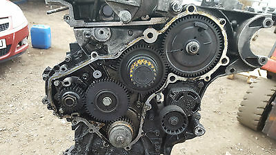Renault 2.2Dci 2.2 Full Timing Gear Set Cogs From Mk4 Iv Espace,fits Laguna