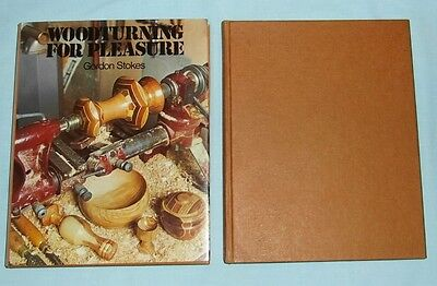 Modern Woodturning & Woodturning for Pleasue by Gordon Stokes ( 2 Books )