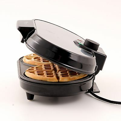 Double Waffle Maker Machine Home Belgian Waffle Non Stick Cooker Electric Press