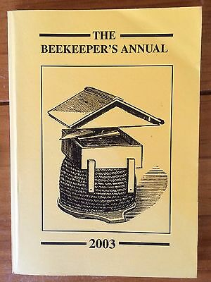 Beekeeping Book - The Beekeepers Annual 2003
