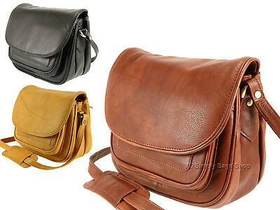Visconti Womens Soft Leather Handbag Organiser Across Body Shoulder Bag - 2194