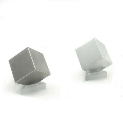 "Tungsten and Aluminum 1.5"" Cube Set (OVER 250 SOLD!)"