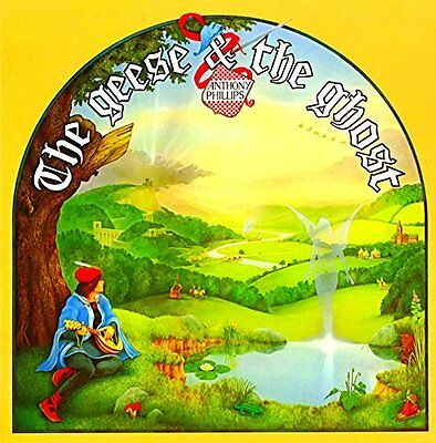 The Geese and the Ghost (3 CD) Audio CD