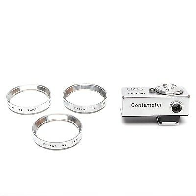 Zeiss Contameter Set 439 for Contax
