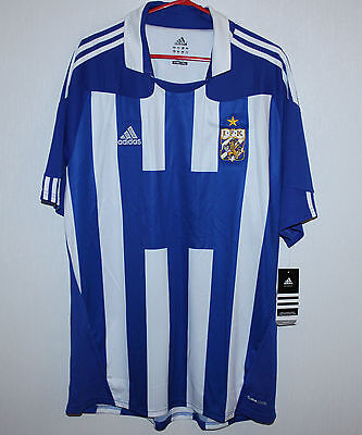 IFK Goteborg Sweden home shirt 10/11 Adidas BNWT in original packing Size S