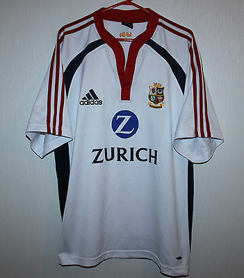 2005 British and Irish Lions tour to New Zealand rugby jersey Adidas Size XL