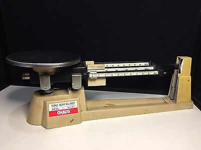 Ohaus Triple Beam Scale 700 800 Series *Free Shipping