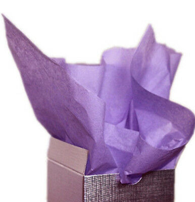 "Large Lavender Color 20"" *30"" Gift Wrap Tissue Paper/Whole Sale Price"
