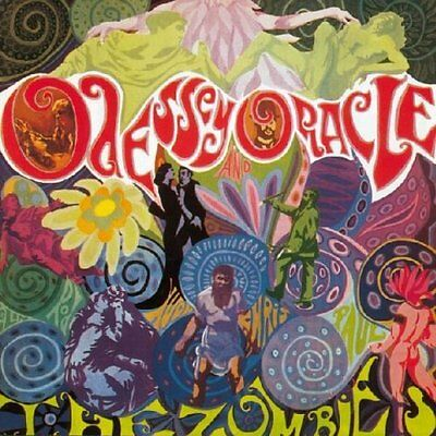 THE ZOMBIES Odyssey & Oracle Vinyl 180gm LP Remastered (12 Tracks) NEW & SEALED