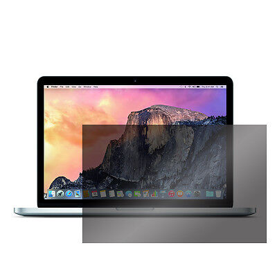 "Privacy Screen Filter Protector for Apple MacBook Pro 15.4"" with Retina Display"