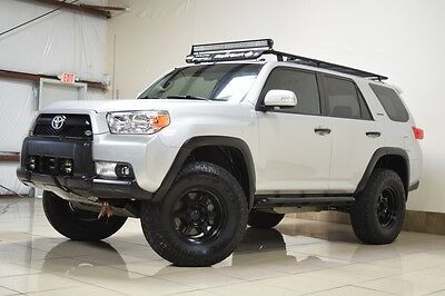 2010 Toyota 4Runner  TOYOTA 4RUNNER OFF-ROAD LIFTED ICON LIFT 4X4 AIR COMPRESSOR LED LIGHTS ROOF RACK