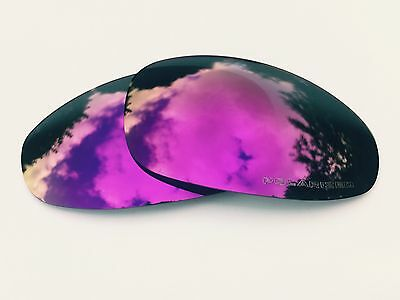 New Engraved Polarized Purple Custom Mirrored Replacement Oakley Juliet Lenses