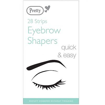 Pretty 28 Quick & Easy Eyebrow Shapers