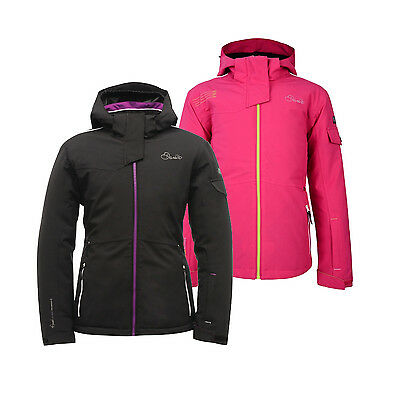Dare2b Merriment Girls Polyester Ski Jacket Insulated Jacket