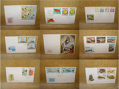 ***CHOOSE YOUR OWN*** THEMATIC FIRST DAY COVERS FDC - ONLY 99p & 99p UK P&P