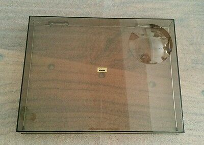 Limited edition, dust cover for Technics sl1200 Gld, Ltd