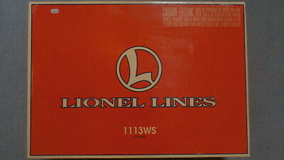 Lionel Lines 1113WS #6-11910 Empty Box With Cardboard Liner