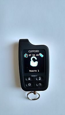 Clifford 7944X 2-Way Replacement Remote For 20.7X 50.7X 590.2X Car Alarm System