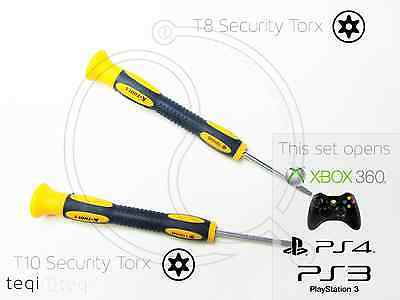 Playstation 4 Xbox One Controller 8 T10 Security Torx Ps3 Xbox 360 Screwdriver