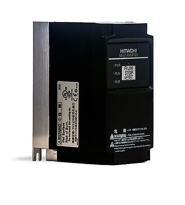 NEW Hitachi NES1-022SB Variable Frequency Drive VFD Inverter 3HP 10A 1Phase 200V
