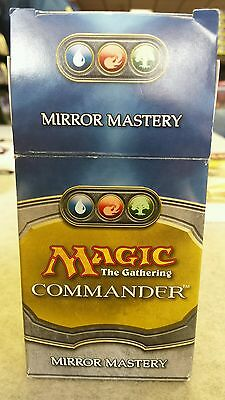 Magic MTG Commander Mirror Mastery  Deck Box 2011
