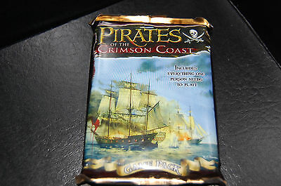 Pirates of the Crimson Coast  Sealed Booster Pack