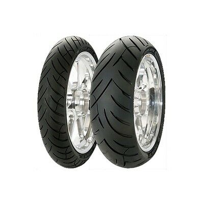 Motorcycle Tyres Avon Storm ULTRA 2 120/70/ZR17 & 180/55/ZR17 Pair Deal *NEW*