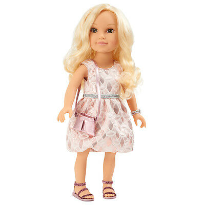"Journey Girls 18"" Meredith and Outfit Doll"