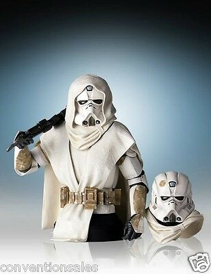 Gentle Giant Pgm Limited Star Wars Commander Faie Mini Bust 2015 **474 Of 640**