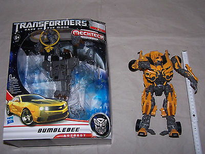 Transformers Hasbro Dark of the Moon Bumblebee Mechtech TIP TOP