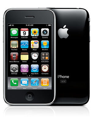 Apple Iphone 3 Gs 32Gb Black 3Gs 32 Gb! With Accessories