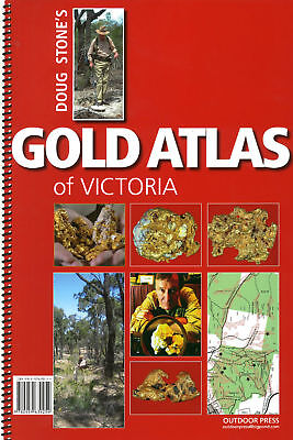 Doug Stone Gold Atlas of Victoria (2017 revised edition)
