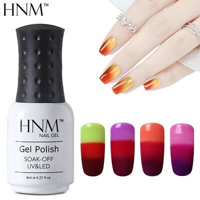 8ml Color Change Nail Polish Chameleon UV led Gel Vernis soak off Lak Varnish