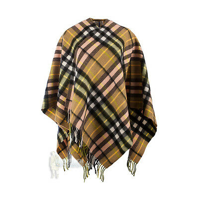 Edinburgh - Soft & Warm Lambswool Mini Or Girls Cape - Sherwood Thomson B