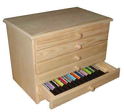 Pen Chest - for ProMarkers, AquaMarkers, FlexMarkers, Copic Sketch, etc