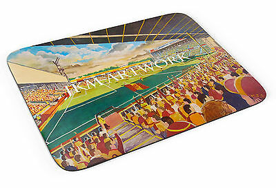 Fir Park Stadium Art Mouse Mat  - Motherwell FC