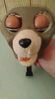 Teddy Ruxpin REPLACEMENT Mouth/Snout/Nose/Face Piece -3- REPLACEMENT PART ONLY