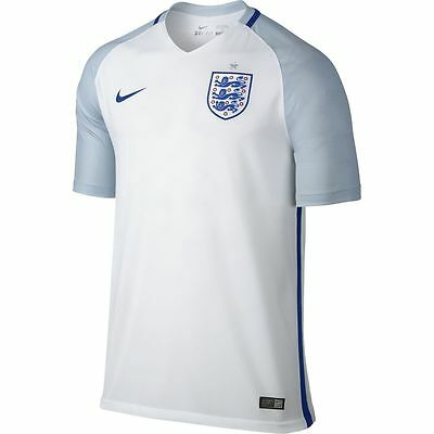 England Euro Cup Shirts Home 2016 2017 Adults Sizes